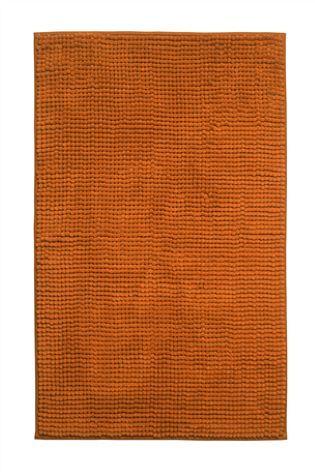 Orange New & Improved Bobble Bath Mat