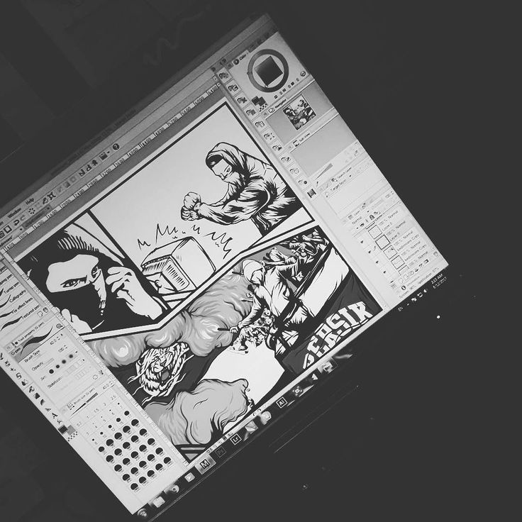 Wip #digitaldrawing #wip #artwork #wesngantukdesign by gajahnakal mail me on doaibv@gmail.com