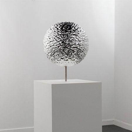 Une incroyable sculpture en mouvement perpétuel !