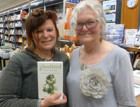 With Juliet Greenwood