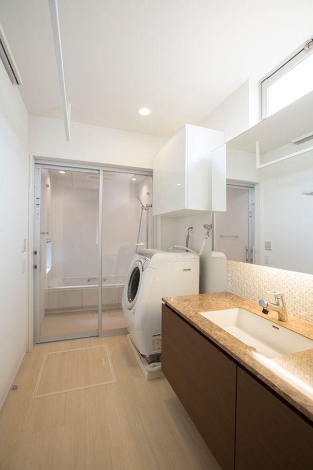 重ね重ねの家・間取り(愛知県名古屋市) | 注文住宅なら建築設計事務所 フリーダムアーキテクツデザイン