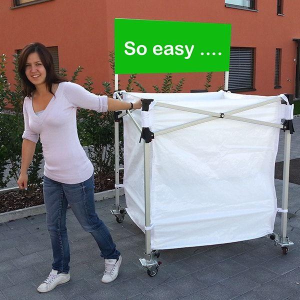 eco-sack   Eco-Sacksammelt denAbfall deiner Besucher.     Abfall selbst entsorgen. Der Eco-Sack Abfall-Behälter ist dein Abfall-Sammel-System für jeden Event und Veranstaltungsanlass. Eine praktische und kostensparendeAlternative zu herkömmlicher Entsorgung ist der neue Eco-Sack aus... https://swissdisplay.de/faltpavillons/verkaufs-ausstattung/eco-sack