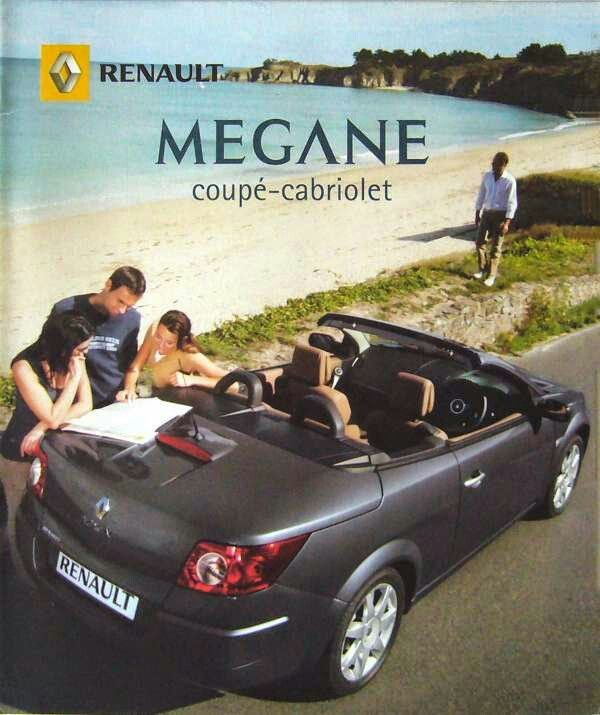 Renault Mégane cabriolet