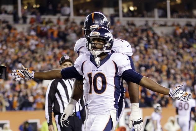 NFL Playoff Predictions 2015: B/R's Divisional Round Projections - Top WR Performance