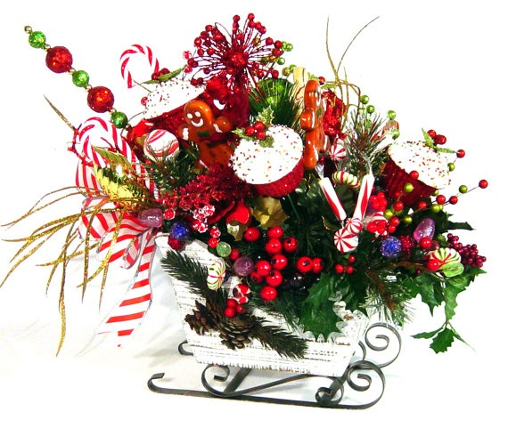 Best images about christmas table centerpieces on