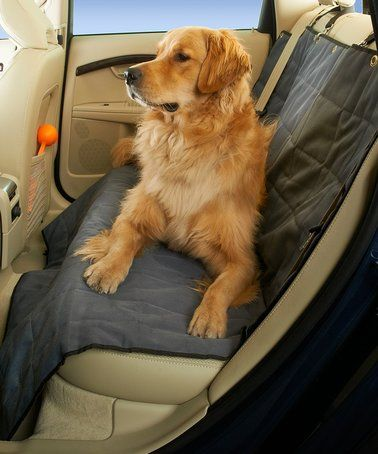 Love this Wag'nRide™ Waterproof Car Seat Cover on #zulily! #zulilyfinds