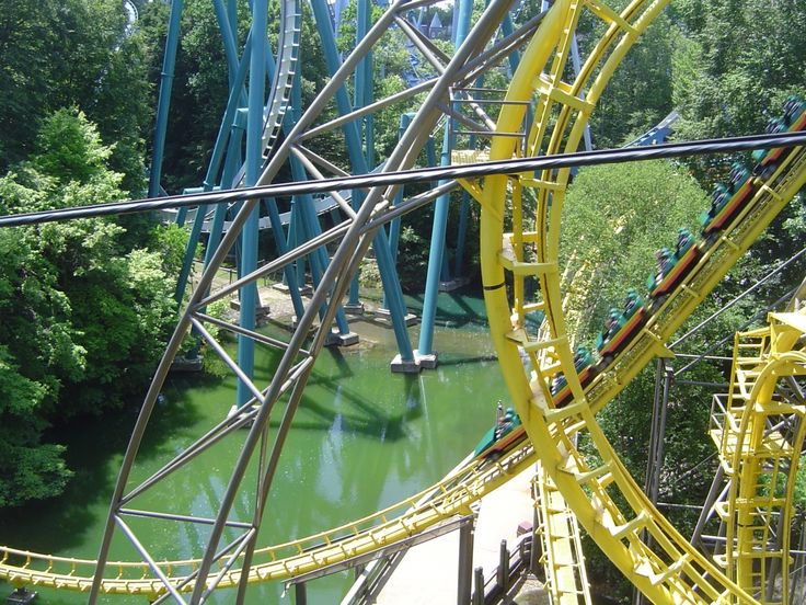 709 Best Images About Roller Coasters Thrill Rides