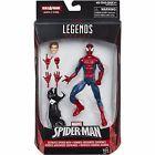 Marvel Spider-Man 6-inch Legends Series Ultimate Spider-Men: Peter Parker
