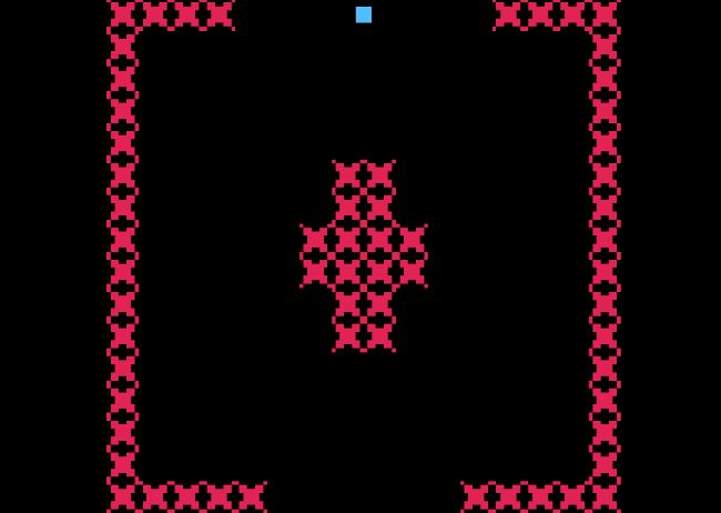Phase Drop is a short Pico-8 based precision platformer in which you jump and phase through levels without touching the ground during its entire playtime.  https://www.alphabetagamer.com/phase-drop-game-jam-build/ #indiegames #gaming #games #videogames