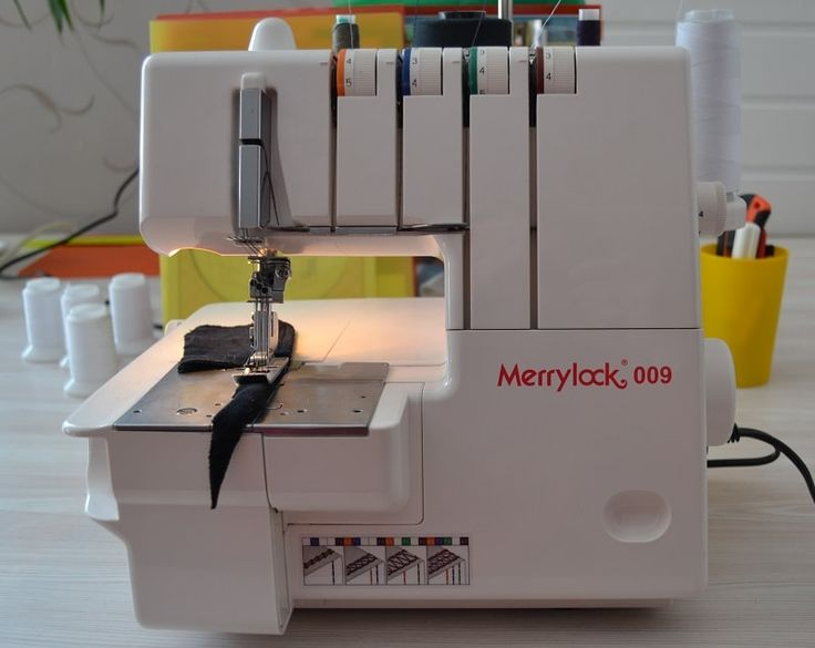 Coverstitch machine Merrylock 009