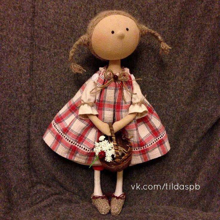 Фотографии Кукла Тильда (СПб)/ Купить игрушку ручной работы – 213 фотографий