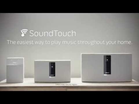 Amazing Bose SoundTouch 10 Wireless Music System