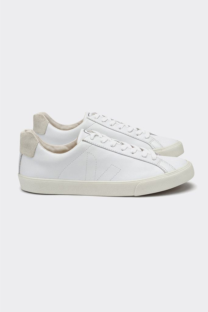 FREE SHIPPING - FREE RETURNS Designer: Veja The perfect pair of shoes for every occasion. The Esplar can be dressed up with a cotton or ponte dress or worn casual with jeans, there is no excuse you wi