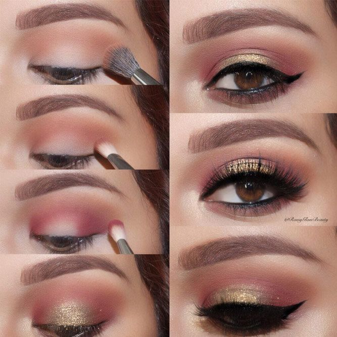 Easy Step by Step Eyeshadow Tutorials picture 6