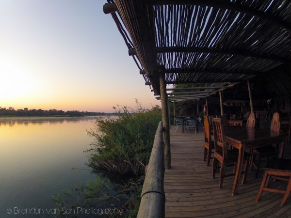 Ngepi Camp – Caprivi Strip, Namibia. Completely want to stay here!