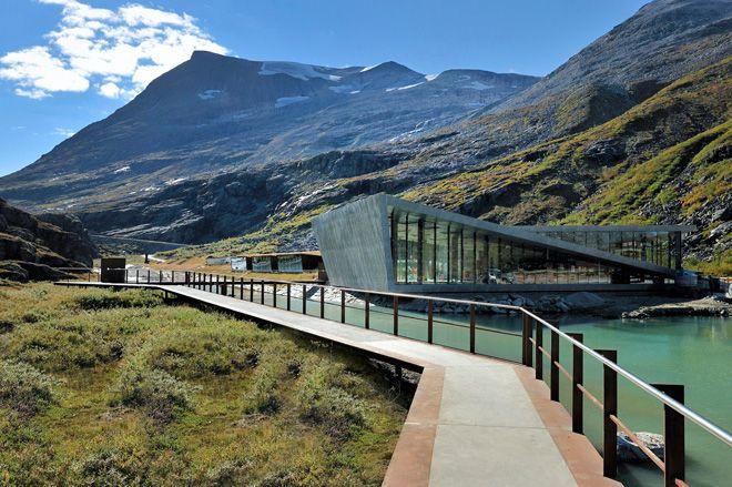 TROLLSTIGEN - NATIONAL TOURIST ROUTE // Reiulf Ramstad Arkitekter