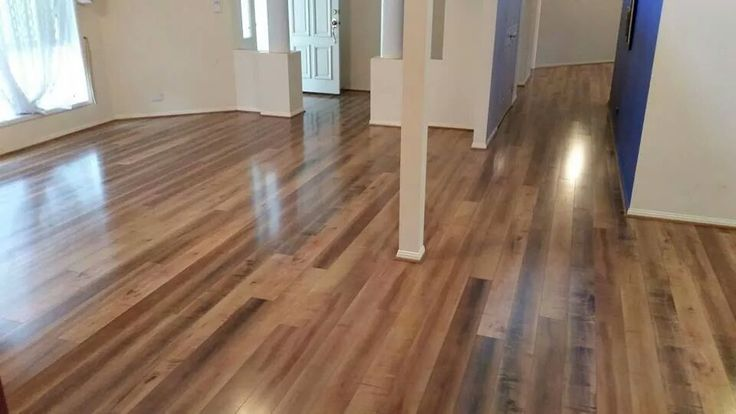 Timber Impressions Black Label  Colour: Colonial Light   High gloss surface, long plank and Atroguard water resistant.