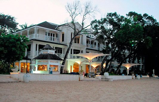 Sandy Lane, Hotel, Barbados. SL-RASCH - Special and Lightweight Structures - Institute for Scientific Architecture