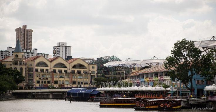 Singapour Clark Quay blog voyage lovelivetravel