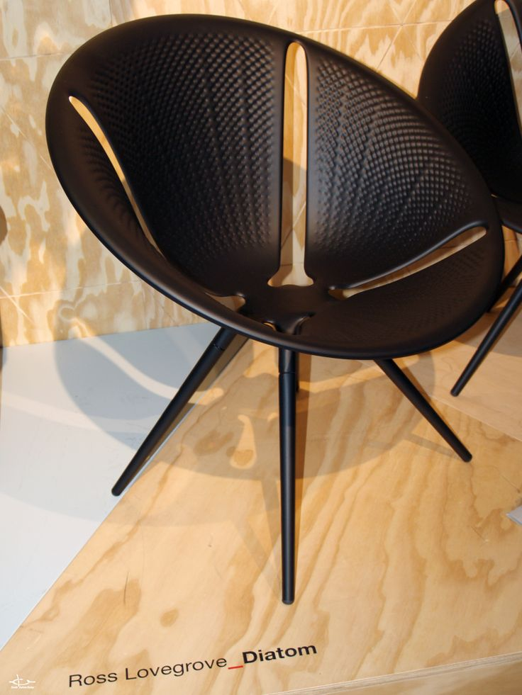 Diatom by Ross Lovegrove for Moroso - Salone del Mobile (April 11th, 2014)