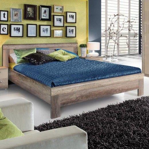 """Dřevěná postel ,,Malvagio 160 x 200 cm"""""""