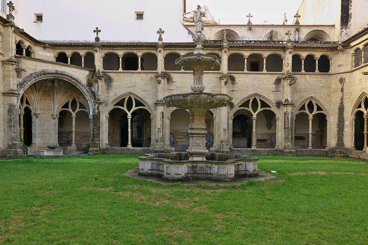 Coimbra | Mosteiro de Santa Cruz | Santa Cruz Monastery