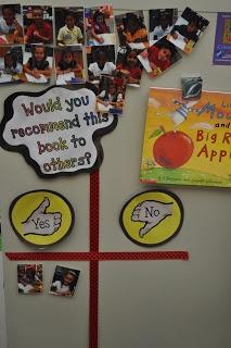 Literacy Bulletin Boards