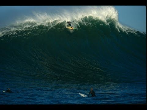Chasing Mavericks - The Inspirational True Story of Surfing Phenom Jay Moriarity - YouTube