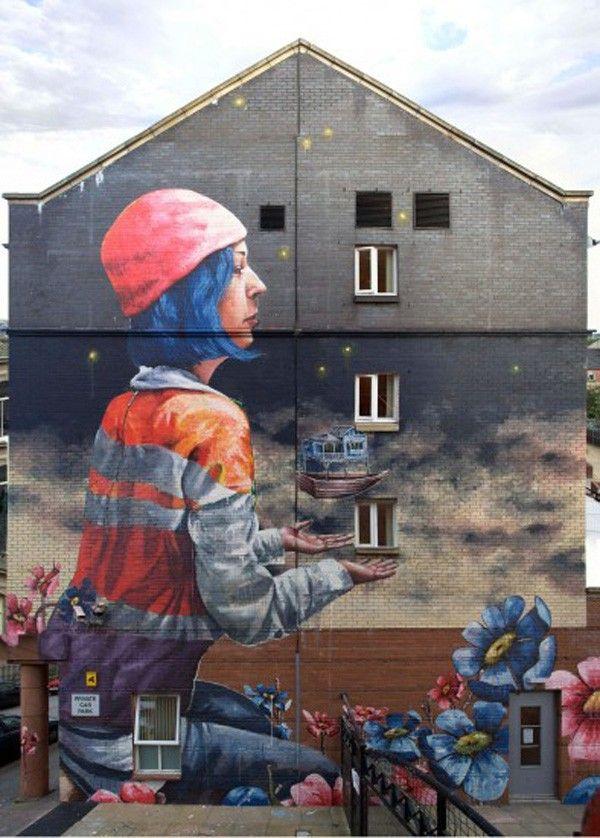 Street Art by Fintan Magee