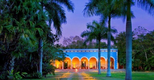 Grand Haciendas of the Yucatan