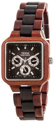 TENSE Watch: Summit --The Multi-Function series features calendar date, day of the week, 24 hr display and luminescent hands. Model B7305SD-W ~ $209  Find it at: http://tensewatch.com/store/mens-c-30_35/summit-model-b7305sdw-p-142.html  Great #gift idea!