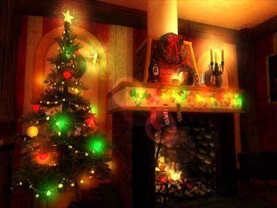 Free 3D Animated Christmas Wallpaper | Free Christmas Magic 3D Animated Screensaver. Vista Compatible. No ...