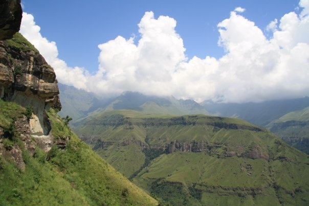 Drakensberg Mountains, KZN South Africa