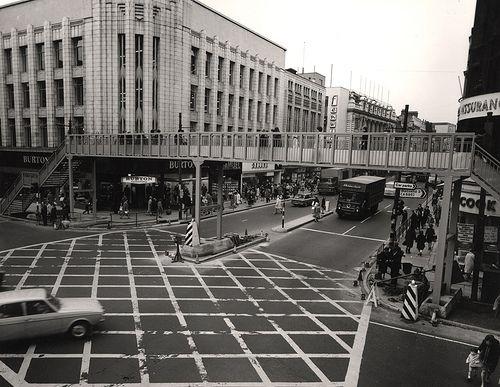 042881:Northumberland Street Newcastle upon Tyne City Engineers 1968 | Flickr - Photo Sharing!