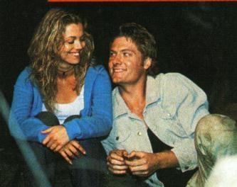 Tess & Nick sparks fly..! :0)
