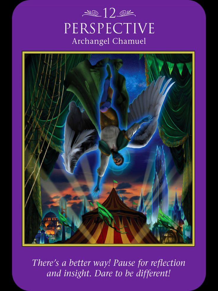 Archangel Chamuel: Better Way
