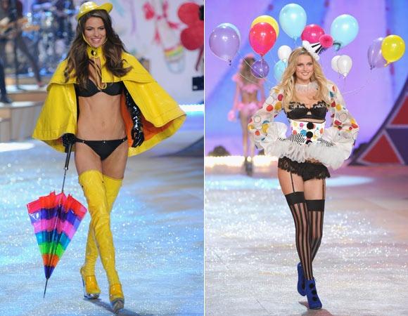Veja fotos incríveis do desfile da Victoria's Secret em Nova York! - Radar Fashion - CAPRICHO