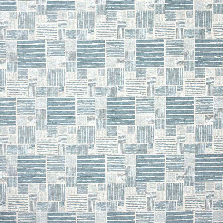 Warwick Fabrics : JANCO, Colour SKY