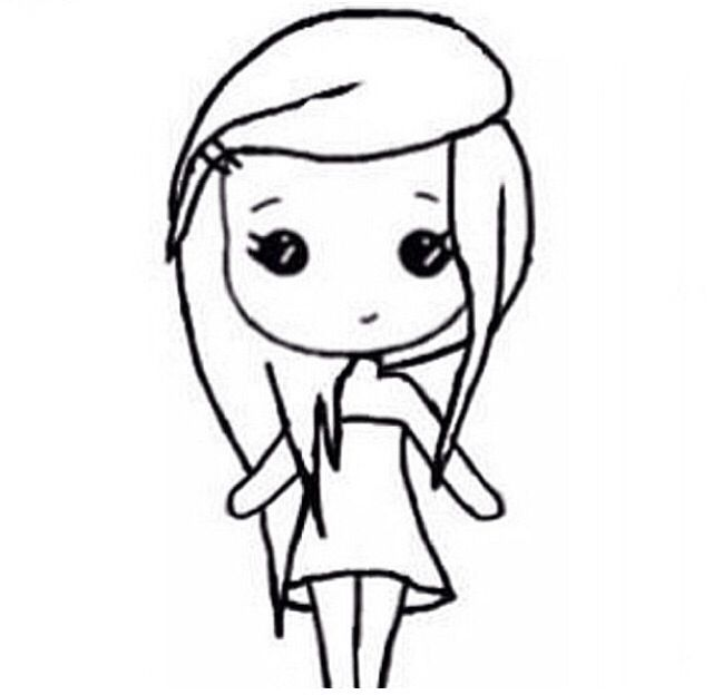 310 best images about chibi forms on pinterest coloring for Cute drawings for a girlfriend