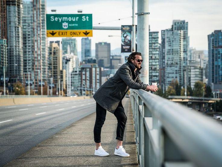 Meet stylish Vancouverite Paul Marlow.