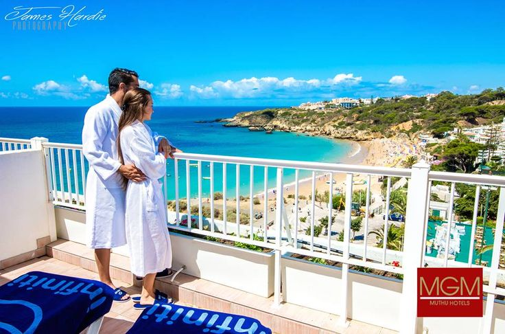 Room with a view at the Clube Praia da Oura. #view #albufeira #algarve #hotel #beautiful