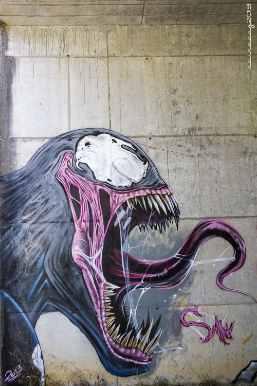 Best Street Art Everything Anything Images On Pinterest - Guy paints over graffiti and rewrites them in a more legible way