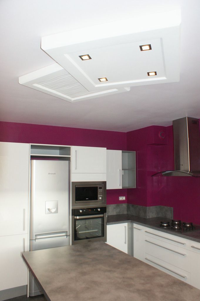 leds / staff / plafonniers / plafond tendu clipso