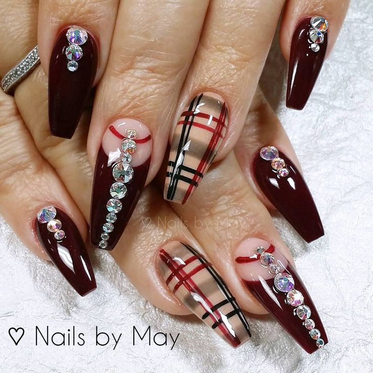 718 Likes, 12 Comments - Nails by May (@nailsby_may) on Instagram