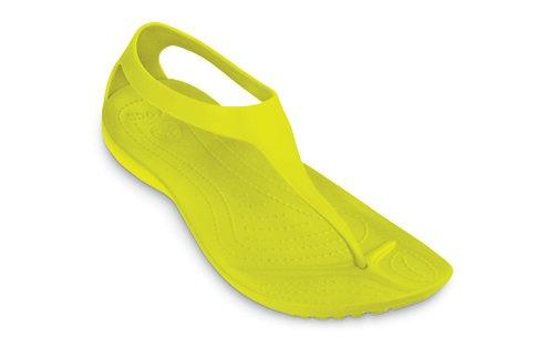 Neon yellow crocs ...yes! Croc Ye, Yellow Croc, Shoppin Lists, Women Style, Feminine Style, Super Stylish, Super Comfy, Italian Design, Neon Yellow
