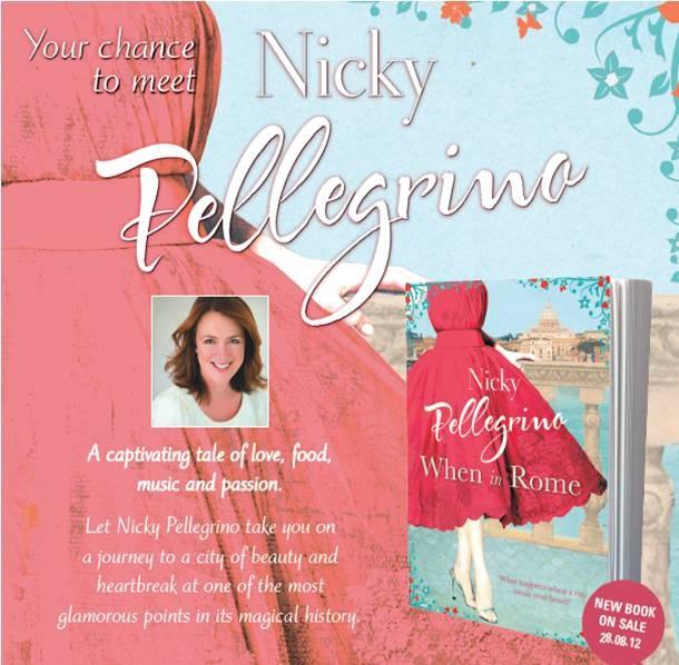 nice Nicky Pellegrino