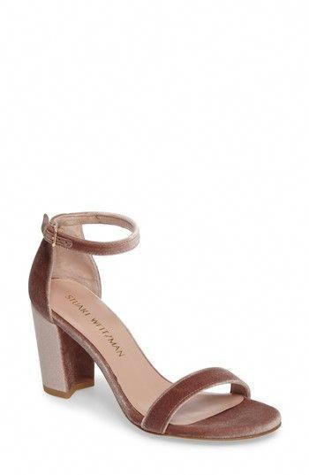 92b0dc2f6 #stuartweitzman #shoes # | Stuart Weitzman | Pinterest | Stuart weitzman,  Ankle Strap Sandals and Ankle straps