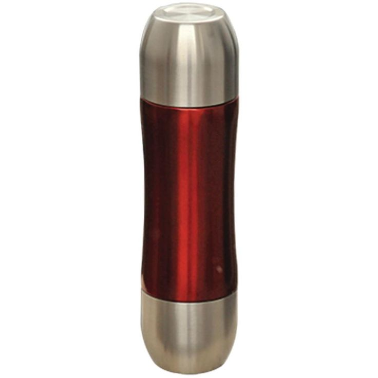 Brentwood Vacuum Flask With Stainless Steel Cap (0.5 Liter)