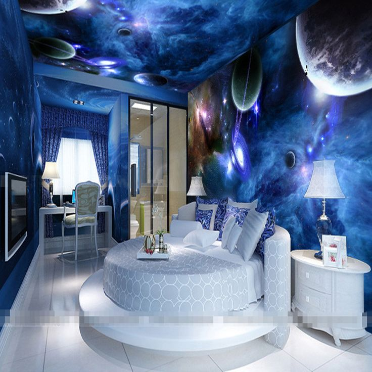 34 awesome galaxy bedroom walls images more