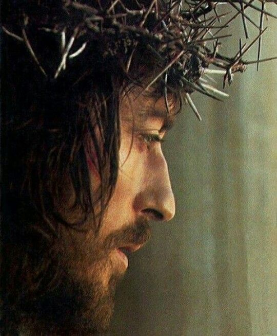He wore the crown of pain, for us. For every single person in the world. Just for you.